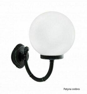 Garden wall lamp Kule Classic K 3012/1 / K 300 P small 2