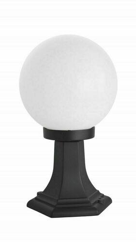 Standing garden latarenka with 1-point ball (36cm) - K 4011/1 / K 200