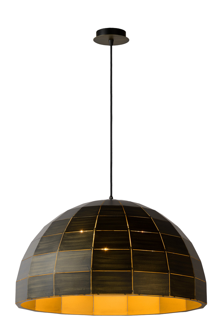 Hanging lamp RAMONA Bronze