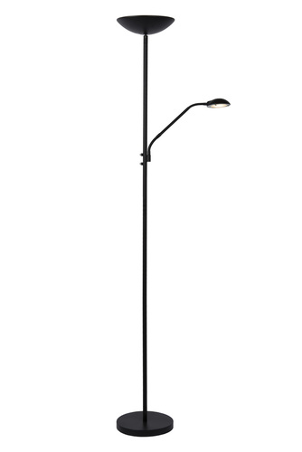 Floor lamp ZENITH black