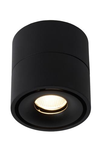 Ceiling spot MIKO black LED