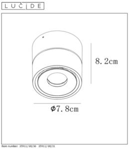 Ceiling spot spot MIKO white LED small 1