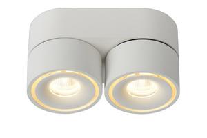 Ceiling spot spot MIKO white aluminum LED small 0