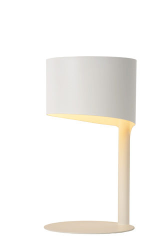 KNULLE table lamp white