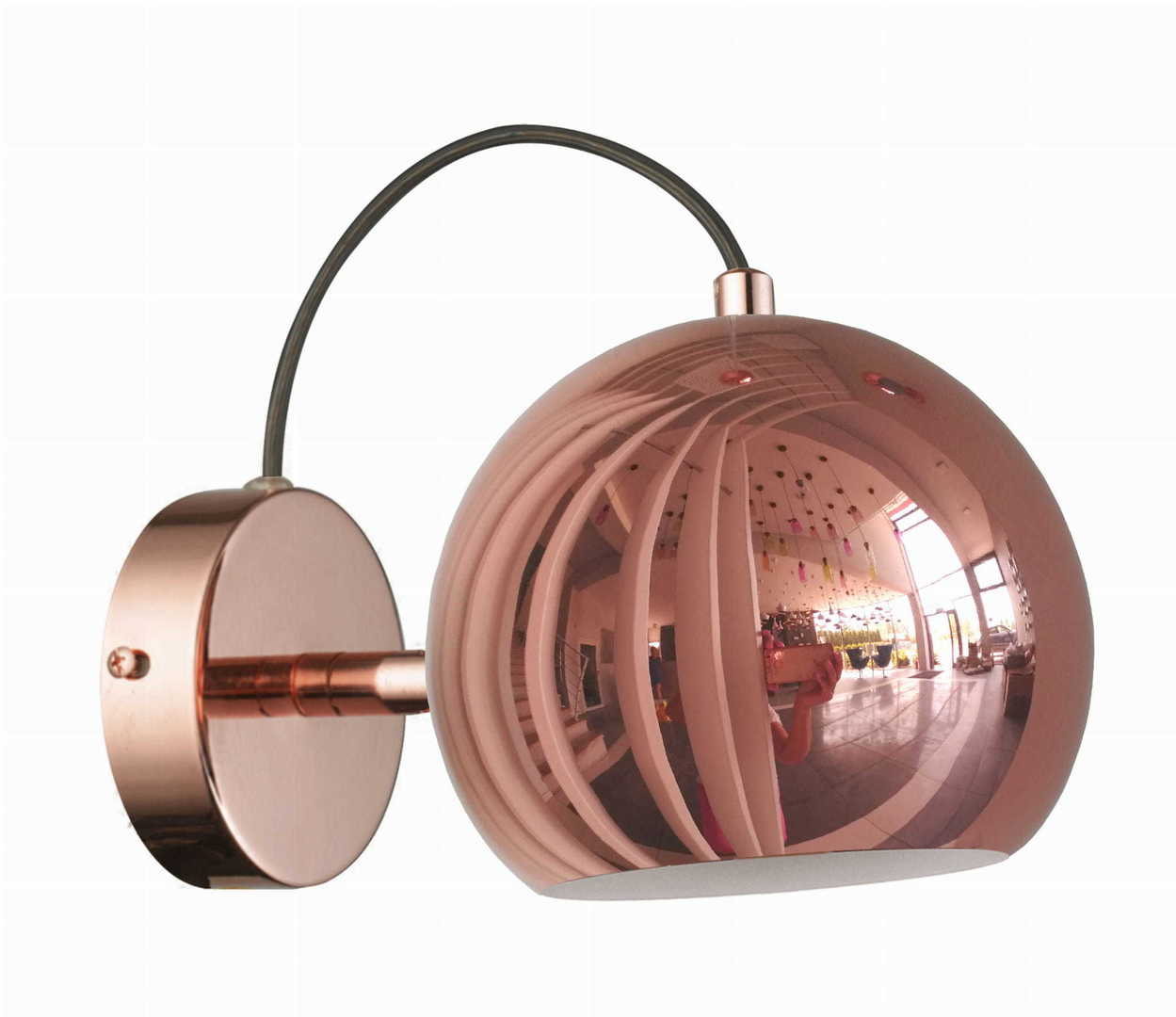 Rame wall lamp