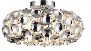 Ferrara ceiling lamp L small 0