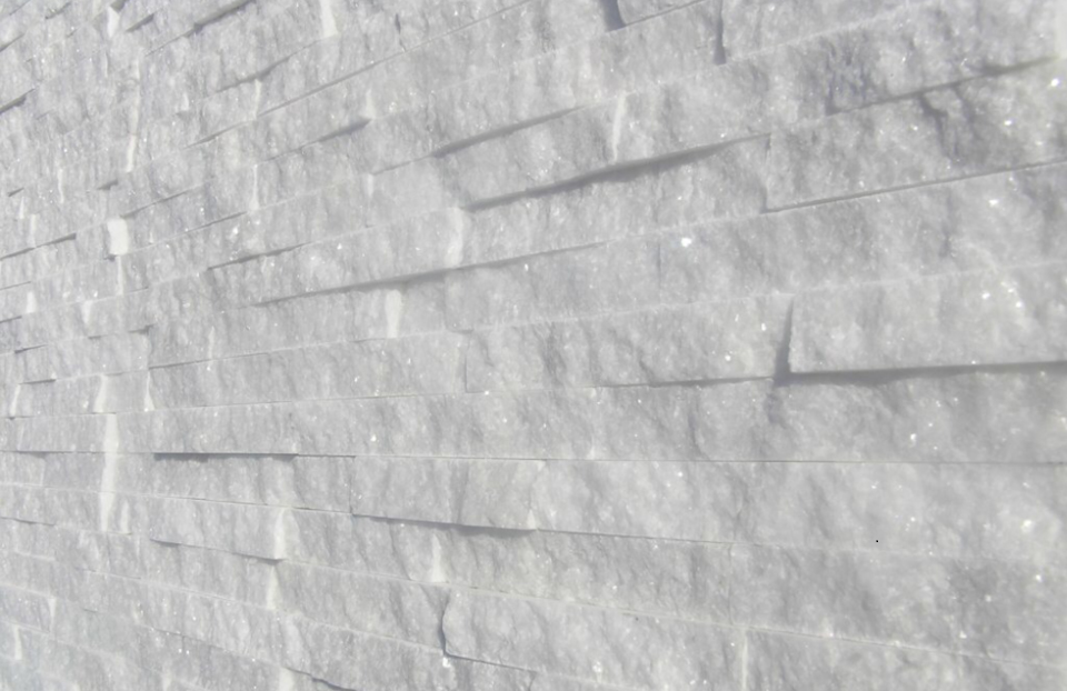 Marble Thin Strips 30mm Decorative Stone