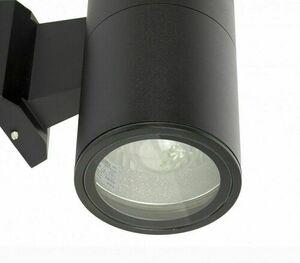 External wall lamp for the facade Adela 7001 BL 2x60W small 2