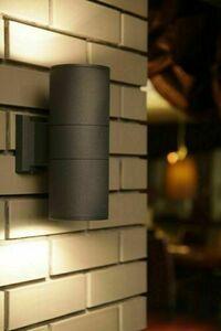External wall lamp for the facade Adela 7001 BL 2x60W small 3