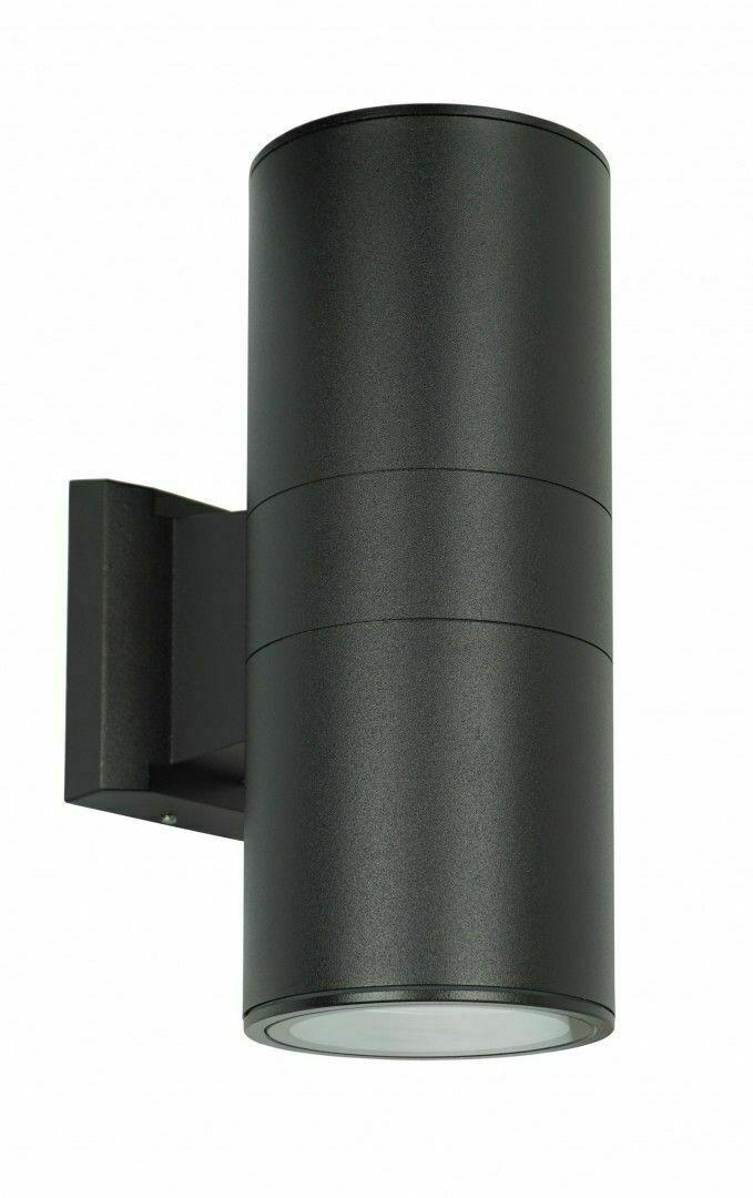 External wall lamp for the facade Adela 7001 BL 2x60W