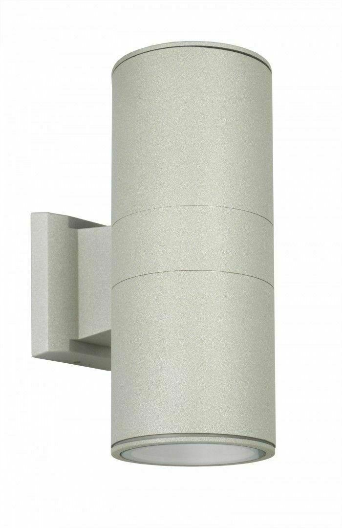 Outdoor wall lamp Adela 7001 AL 2x60W