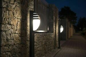 Lighting post City 11836 R 99 cm small 2