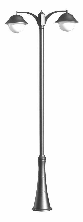 2-arm ball garden lantern 310 cm - Prince Max OGMW 2 O-BD