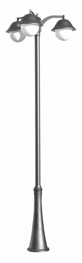 3-point ball garden lantern 310 cm - Prince Max OGMW 3 O-BD