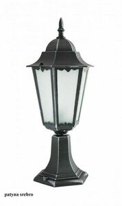 Standing garden lamp Retro Classic II K 4011/1 H small 2