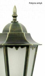 Standing garden lamp Retro Classic II K 4011/1 H small 4