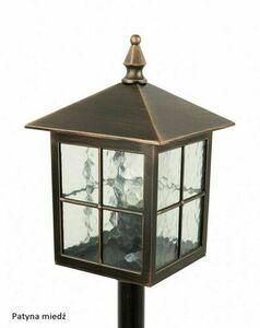 Elegant outdoor standing lamp (76 cm) - Venice K 5002/3 KW small 3