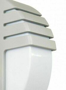 Lighting post City 11836 R AL aluminum 99 cm small 1