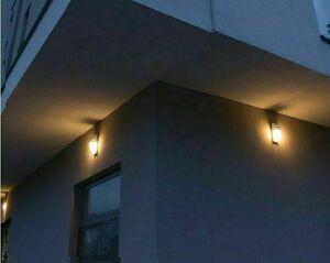 Outdoor wall lamp City gray 1836 AL small 4