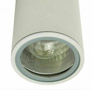 Outdoor ceiling luminaire Adela 7003 AL 60W E27 small 1