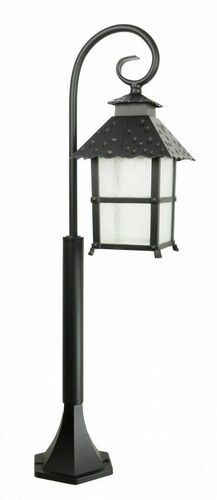 A standing garden lamp with an elegant display (86 cm) - CADIZ K 5002/3 / Z