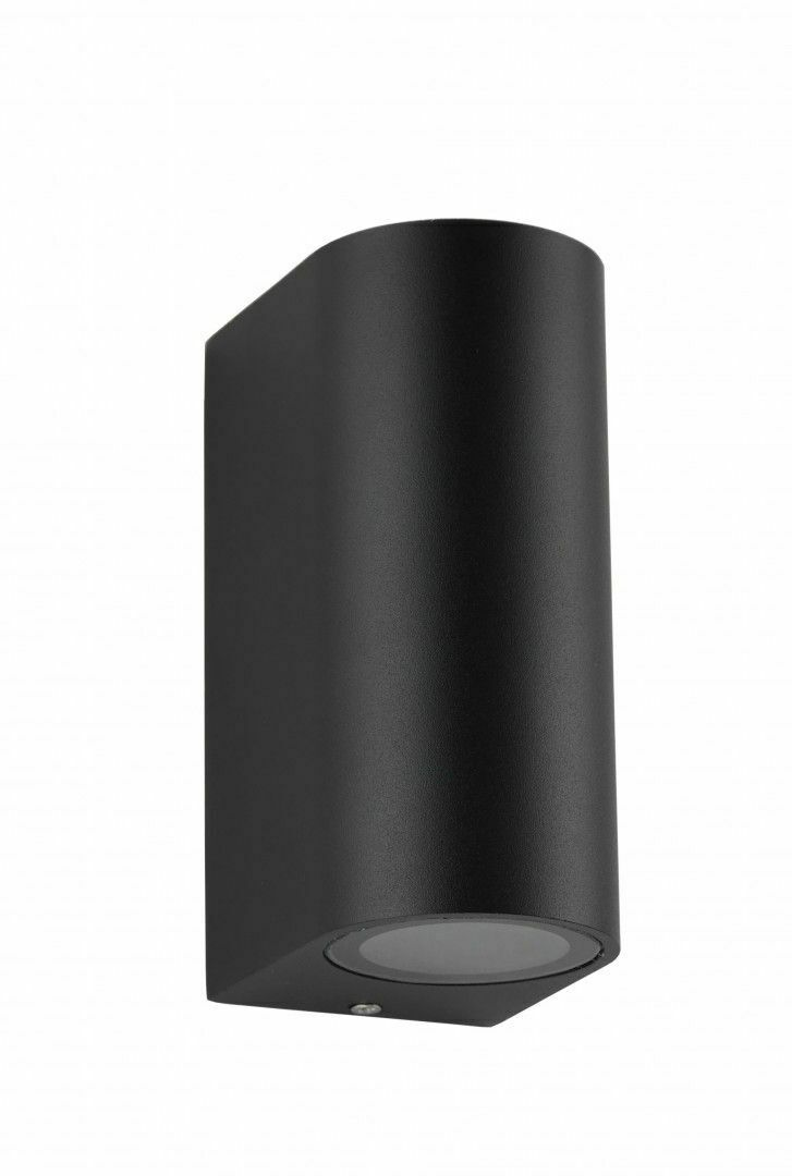 Outdoor wall lamp MINI Black 15 cm