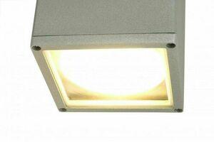 Modern outdoor wall lamp Adela 8001 AL 2x60W small 3