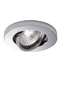 Eyelet rotating Fabbian VENERE D55F46 recessed halogen GU5,3 12V luminaire small 0