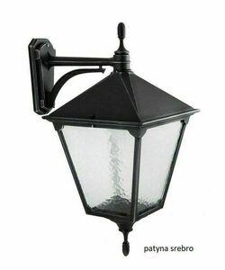 External wall-lamp, large, RETRO KWADRATOWY K 3012/1 / BD KW small 1