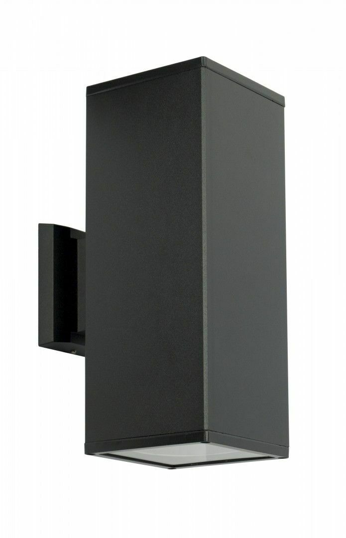 Modern outdoor wall lamp Adela 8001 BL 2x60W