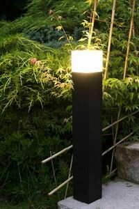 Outdoor ceiling lamp CUBE CB-S DG small 1