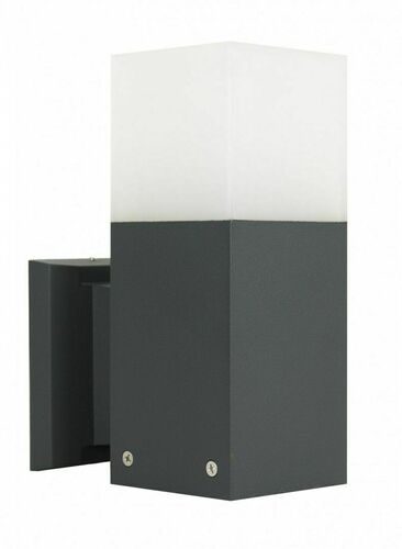 External wall lamp CUBE CB-K DG