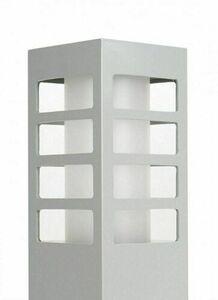 Outdoor lighting bollard RADO III 1 AL small 1