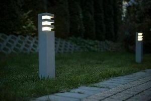 Modern garden post RADO 3 DG small 2