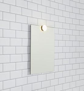 AJACCIO Wall light Chrome IP44 small 1