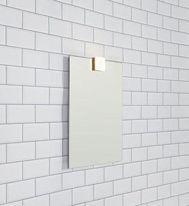 AVIGNON Wall light Chrome IP44 small 2