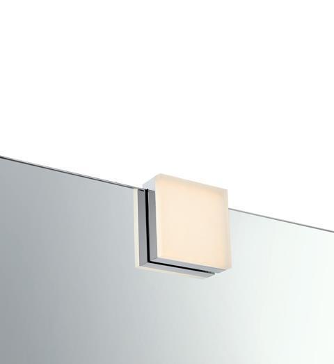 AVIGNON Wall light Chrome IP44