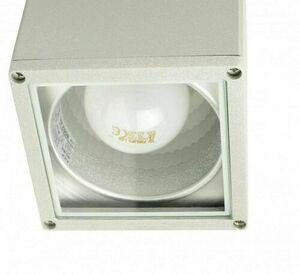 Outdoor ceiling luminaire SUMA-Adela 8003 AL 60W E27 small 1