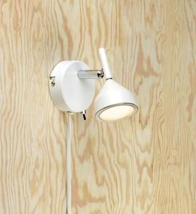 BELL Wall light 1L White small 0