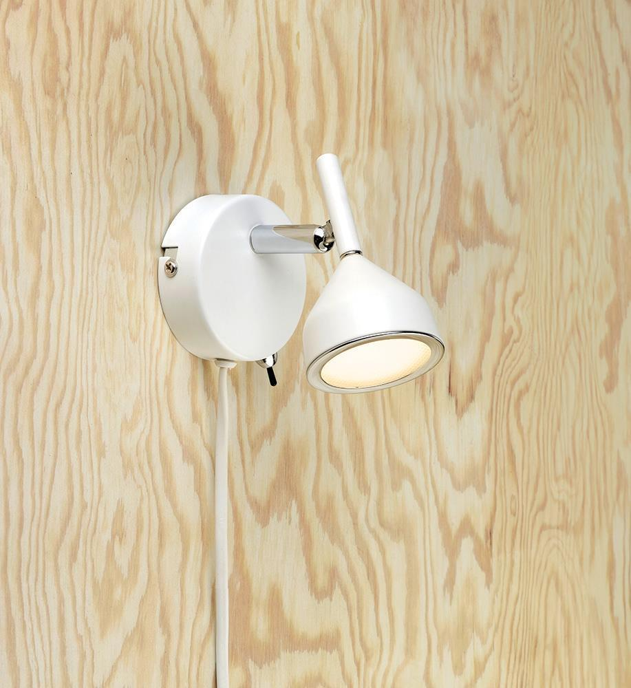 BELL Wall light 1L White