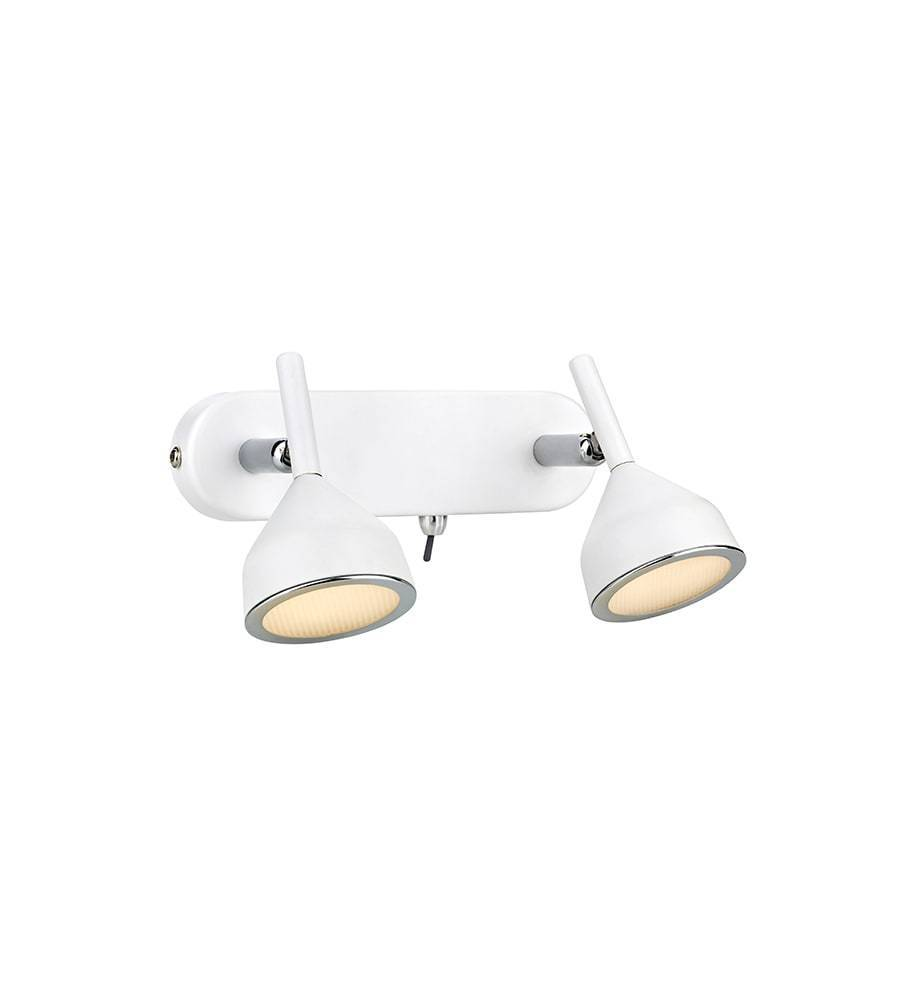 BELL Wall light 2L White