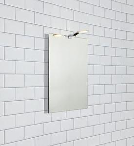 BOURGES Wall light Chrome IP44 small 1