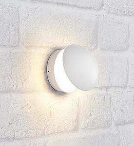 BUGSY Wall Lamp White small 1
