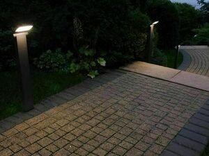 Garden bollard Neo Led 11702-1000 DG small 4