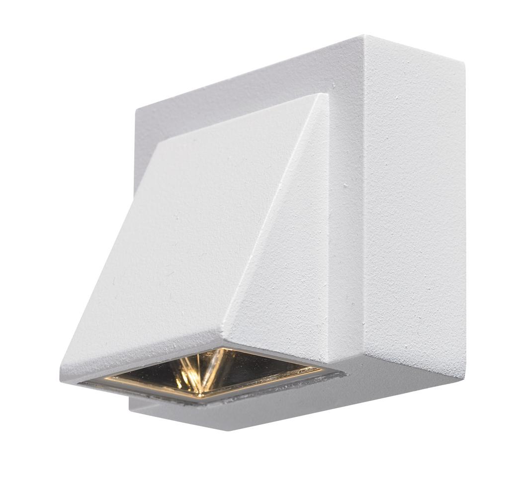 CARINA Wall lamp 1L White
