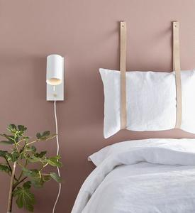 CARRIE Wall light 1L White small 2