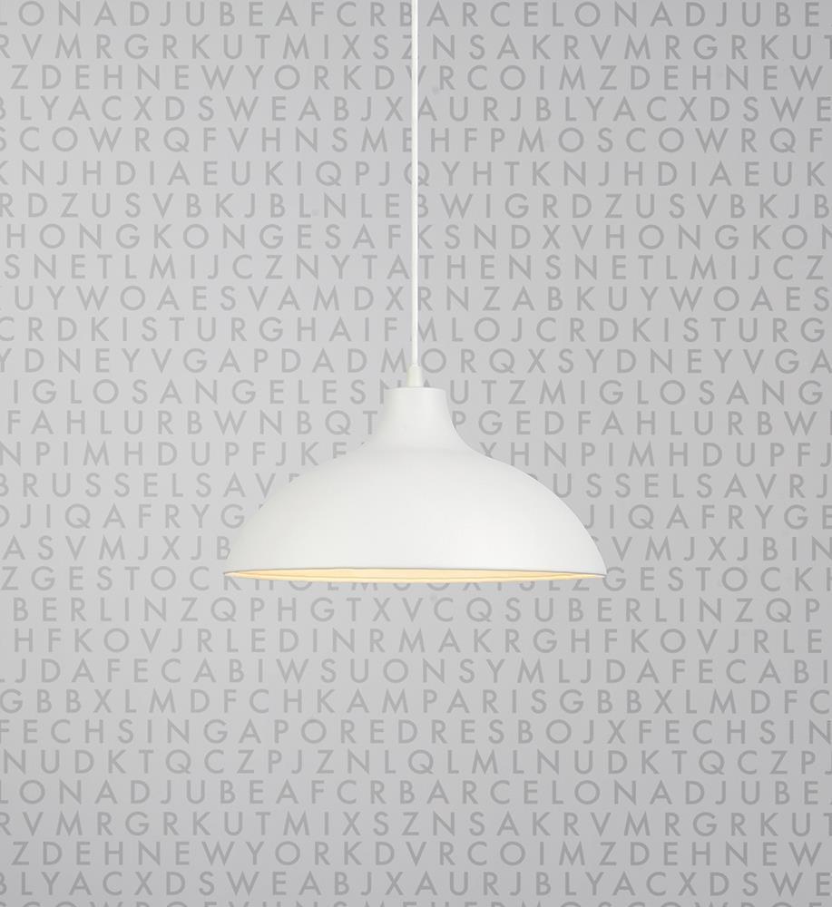 CHANDLER Hanging 1L White