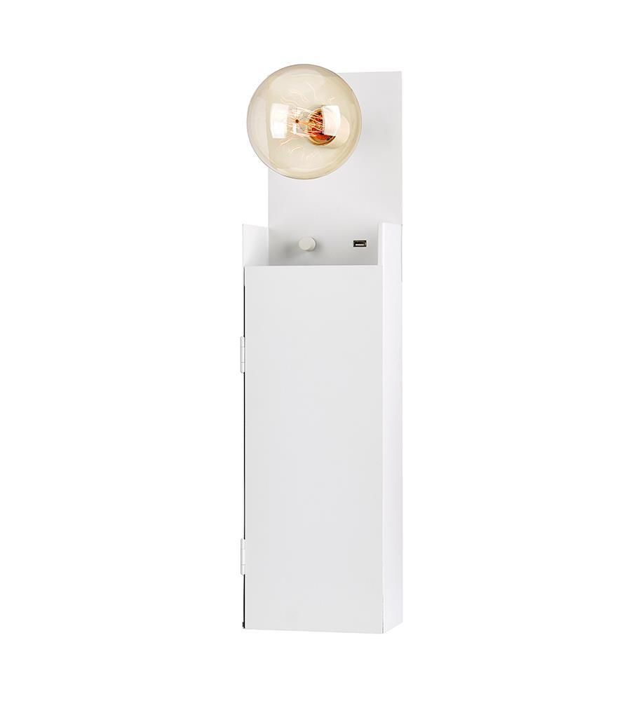 COMBO. Wall light 1L White