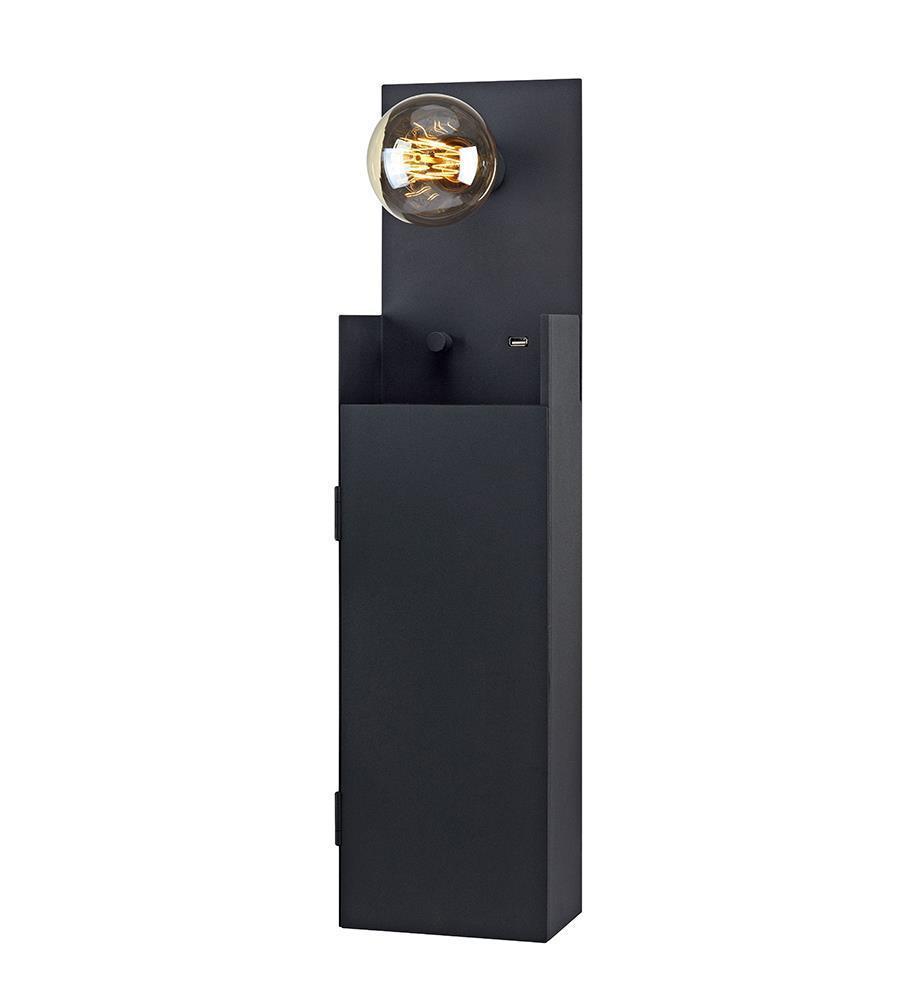 COMBO. Wall light 1L. Black