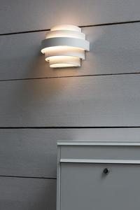 ETAGE Wall lamp IP44 White small 1